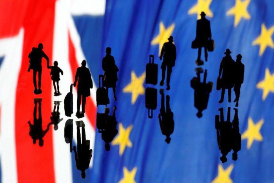 Sistema di immigrazione a punti del Regno Unito: Introduzione per i cittadini dell'UE